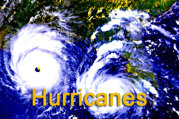 Natural Disasters Hurricanes Information